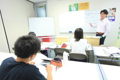 勉強することが好きになる塾 TALKゼミナール